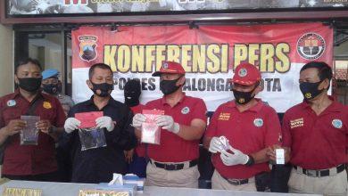 Photo of Empat Kali Keluar Masuk Bui, Residivis Narkoba Kembali Dibekuk
