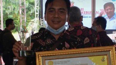Photo of Dua Petani Milenial Purbalingga Raih Penghargaan APPI dari Kementan