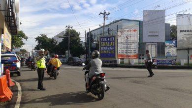 Photo of Arus Lalu Lintas Nataru di Pekalongan Lancar