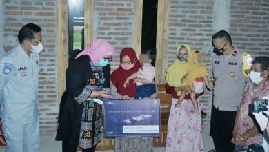 Photo of Dua Keluarga Korban Sriwijaya Air Asal Sragen Terima Santunan Jasa Raharja