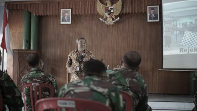 Photo of Prajurit Kulon Progo Dapat Motivasi dari Aqua Dwipayana