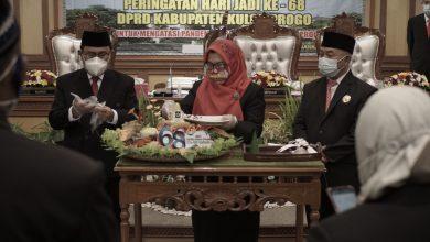 Photo of DPRD Kulon Progo Ultah, Anggotanya Diminta Tingkatkan Kinerja