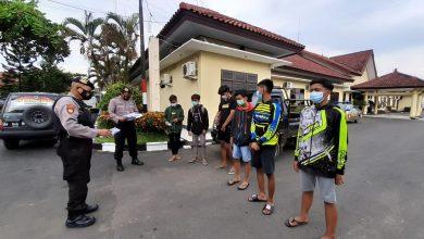 Photo of Arena Balap Liar di Kebumen Dibubarkan Polisi, Enam Remaja Diamankan