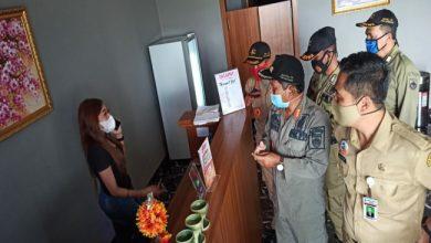 Photo of Operasi Yustisi, Petugas Sasar Tempat Karaoke dan Spa