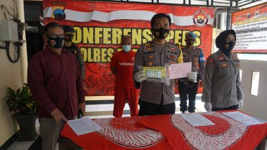 Photo of Polres Purbalingga Bekuk Pengedar Narkoba