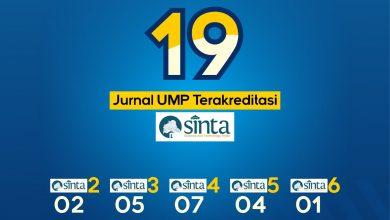Photo of Geliat 19 Jurnal UMP Terakreditasi SINTA