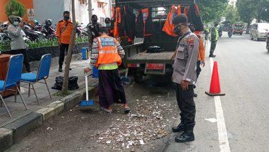 Photo of Ribuan Warga di Blora Terjaring Operasi Yustisi di PPKM Jilid Pertama
