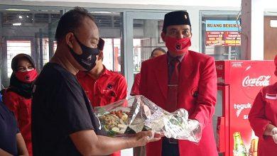 Photo of Digelar Sederhana, DPC PDIP Blora Rayakan Hari Jadi Dengan Berbagi Tumpeng di Rutan