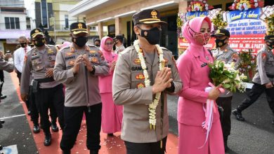 Photo of AKBP Ganang Nugroho Resmi Jabat Kapolres Wonosobo