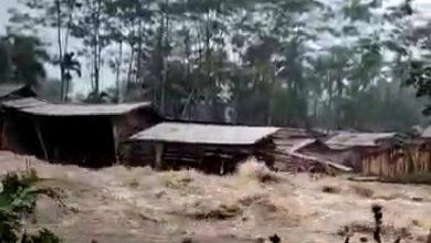Photo of Banjir Mengepung Wilayah Banyumas Barat