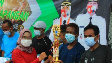 Photo of Pasangan Sujai Mugiharto Juara Tenis Hari Jadi Kabupaten Brebes Ke-343