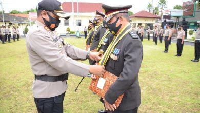 Photo of 79 Personil Naik Pangkat, Kapolres Wonosobo Minta Harus Makin Profesional