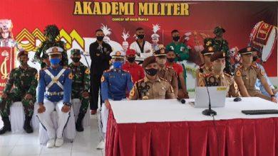Photo of Taruna Akmil Ikuti Pameran Edukasi Virtual di SMAN I Kota Magelang