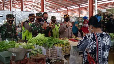 Photo of Petugas Gabungan di Blora Gelar Kampanye Protokol Kesehatan