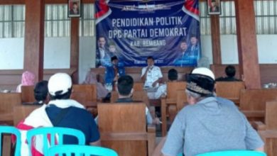 Photo of Demokrat Rembang Tetap Loyal pada AHY