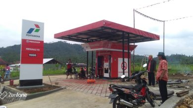 Photo of Desa Tunjungmuli Bangun Pertashop Kerjasama Pertamina