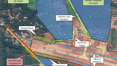Photo of Limpasan Air di Ruas Jalan Kemangkon Purbalingga Bukan Disebabkan Proyek Bandara JBS