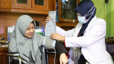 Photo of Fakultas Kedokteran UMP Dampingi Rahma, Disabilitas Berprestasi