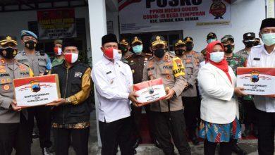 Photo of Kapolda Jateng Lakukan Cek Kampung Siaga Candi di Demak