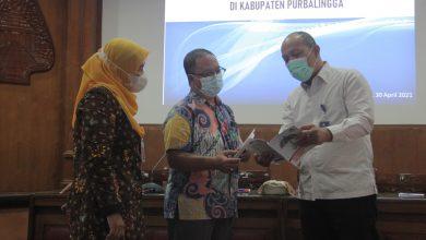 Photo of Lembaga Perlindungan Saksi Korban (LPSK) Studi Tiru Kearsipan ke Purbalingga