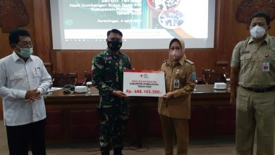 Photo of Di Purbalingga Hasil Bulan Dana PMI Masa Pandemi Rp 688.103.500,-