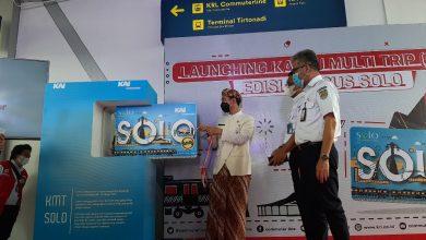 Photo of KRL Diminati di Kota Bengawan, PT KCI Terbitkan 1.000 KTM Edisi Khusus Solo