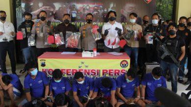 Photo of Komplotan Pencuri Emas Lintas Pulau Dibekuk