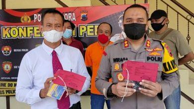 Photo of Residivis Buron Kasus Narkoba Dibekuk