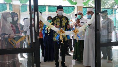 Photo of Bupati Purworejo Resmikan Masjid Asy-Syams