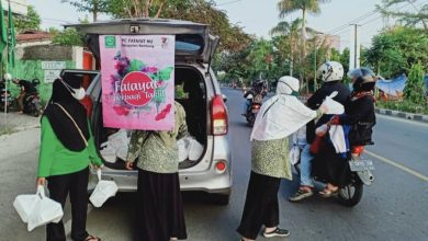 Photo of Fatayat NU Rembang Gelar Baksos Bagi Takjil
