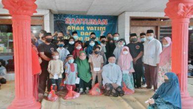 Photo of Berkah Ramadan, Komunitas di Sukoharjo Berbagi ke Anak Yatim dan Dhuafa