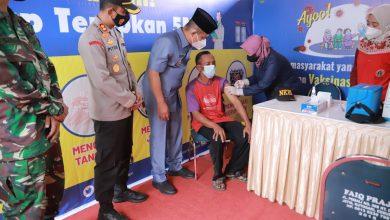 Photo of Vaksinasi Covid-19 di Kebumen Masuk Ranking 10 Besar Jawa Tengah