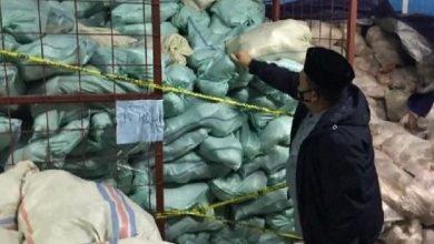 Photo of Diproduksi di Jateng, Polisi Temukan 8,3 Ton Ikan Giling Berformalin Bahan Dasar Pempek