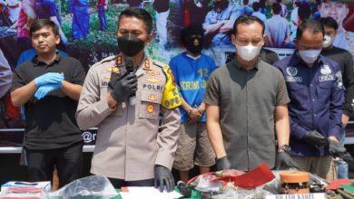 Photo of Pencuri Kabel Telkom, Satu Dibekuk, Dua Buron