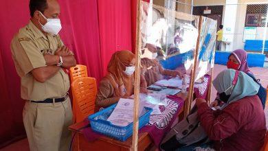 Photo of Pendaftar ke SMPN 3 Purbalingga Membludak