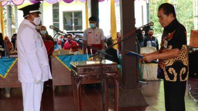 Photo of Bupati Banjarnegara Lantik Kahono, Menjadi Kades Sirongge Kecamatan Pandanarum
