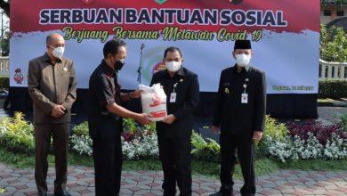 Photo of Bambang Kribo Bantu Warga Terdampak PPKM Darurat