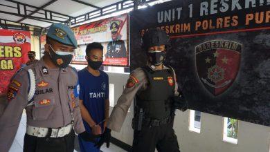 Photo of Bobol Rumah, Residivis Warga Purbalingga  Diamankan Polisi