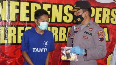 Photo of Edarkan Pil Koplo, Warga Purbalingga Dibekuk