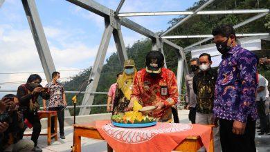 Photo of Jembatan Plipiran Diresmikan,  Mampu Topang Beban 30 Ton, Masa Pakai Efektif 50 Tahun