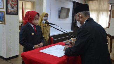 Photo of Agus Winarno Dilantik Jadi Penjabat Sekda Purbalingga