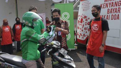 Photo of Makan Kenyang Bayar Pakai Doa, Tagline Warung Makan Gratis Bagi Warga Isoman