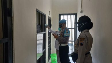 Photo of PPKM Level 3, Tahanan Polres Kebumen Masih Belum Diizinkan Dibesuk