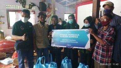 Photo of Terdampak Pademi, Pegiat Seni di Purworejo Terima Bantuan DKK Tahap Kedua