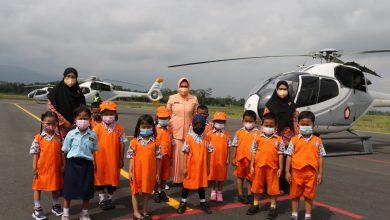 Photo of Ketika Siswa TK Dikenalkan Helikopter Colibri