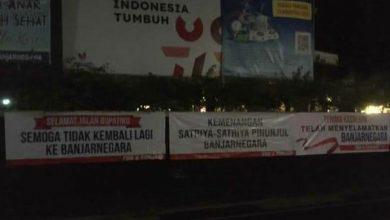 Photo of Muncul Spanduk 'Selamat Jalan Bupatiku, Semoga Tidak Kembali Lagi ke Banjarnegara'