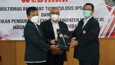 Photo of Pengurus IDI Purworejo Periode 2021-2024 Dilantik, Bupati Apresiasi Dalam Strategi Penanganan Covid-19