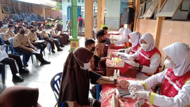 Photo of Siswa SMK Diterjunkan Bantu Percepatan Vaksinasi