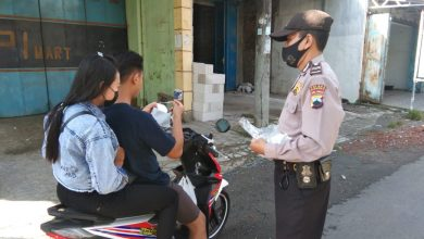 Photo of Operasi Yustisi, Polisi Sayangkan Masih Banyak Warga Tak Bermasker