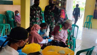 Photo of Vaksinas ODGJ dan Disabilitas Dikawal Babinsa